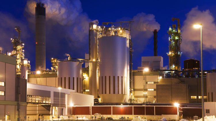 Redução de 7,3% no consumo de óleo combustível no Forno de Cal